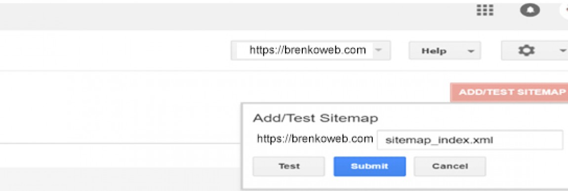 Adding sitemaps to Webmaster tools