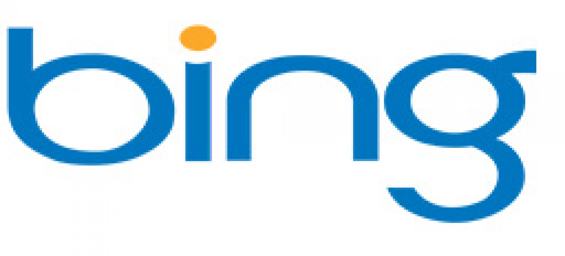 Bing logo - website submission
