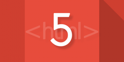 Basic navigation in HTML5 example (nav)
