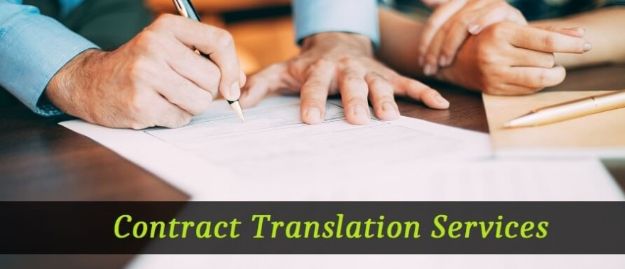 The Essentiality Of Business Contract Translation Services