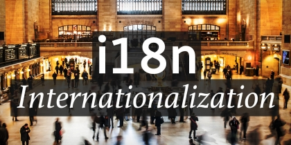Internationalization in WWW (i18n)